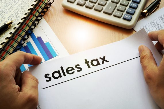 Sales Tax Survival Guide